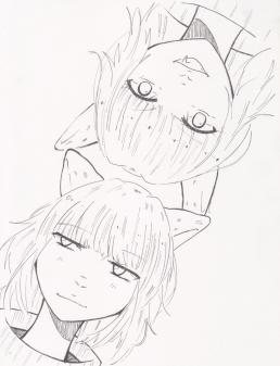 Las dos caras de P por Pikirha