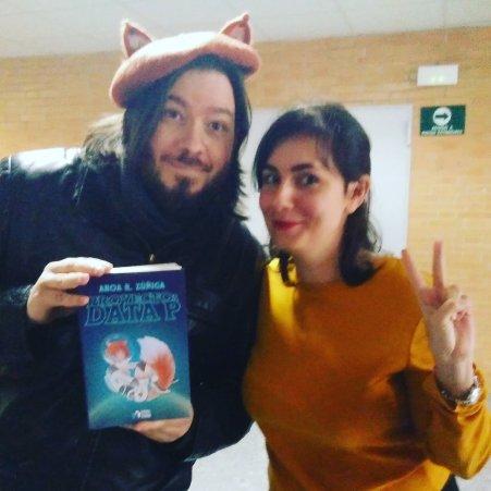 Con Mauricio Folk