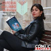 Proyecto: Data P feria del libro de Málaga