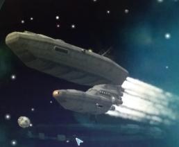 La Falcon en 3D. Por Carlos