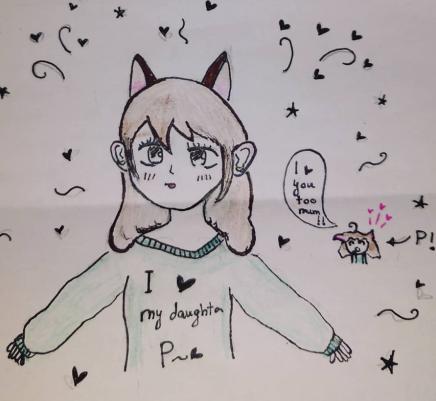 Eva nos presenta a la hija de P