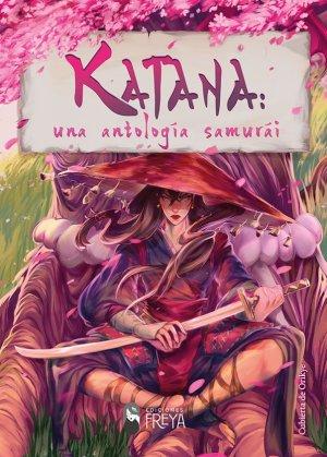 portada antología samurái