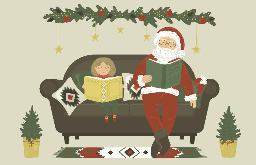 feliz navidad leer
